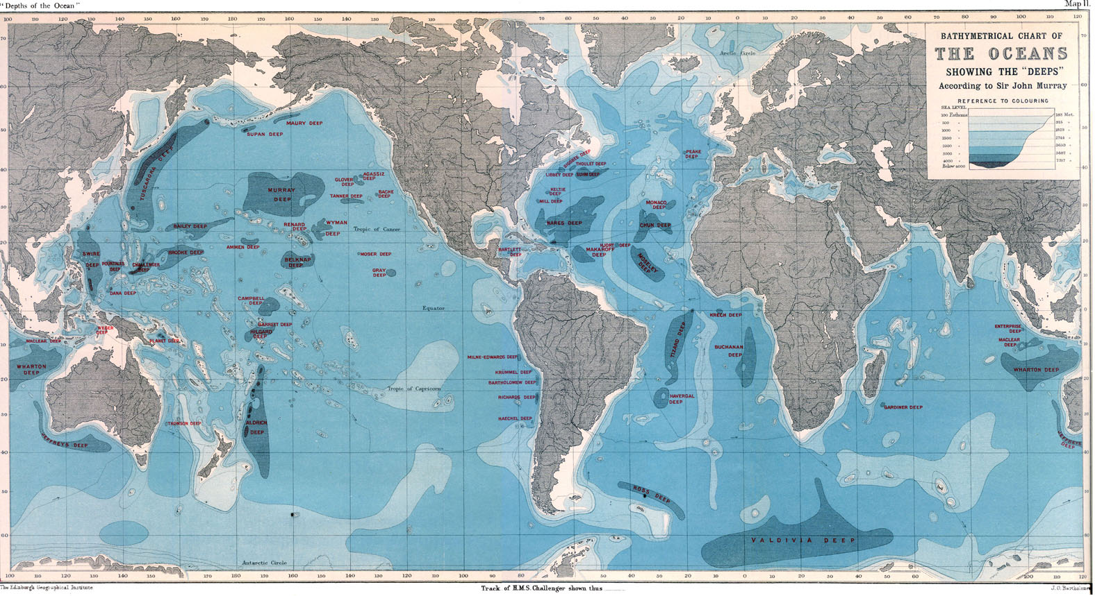 The depths of the ocean world depths gumiabroncs Image collections